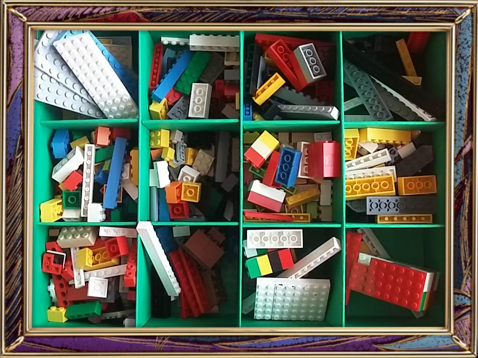 Klocki LEGO na matematyce