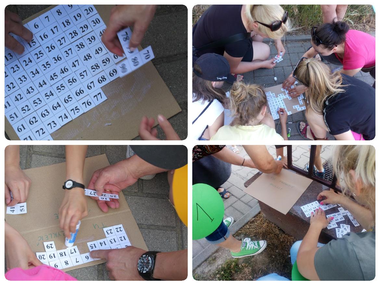 Matematyczna gra terenowa – zadanie 4