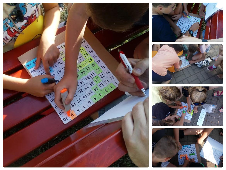 Matematyczna gra terenowa – zadanie 5