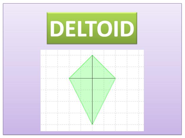 Deltoid i jego własności