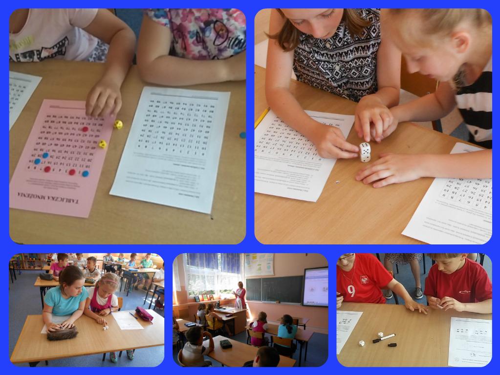 Matematyka z uczniami klas III