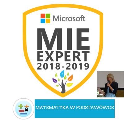 Ekspert Microsoft na lata 2018-2019
