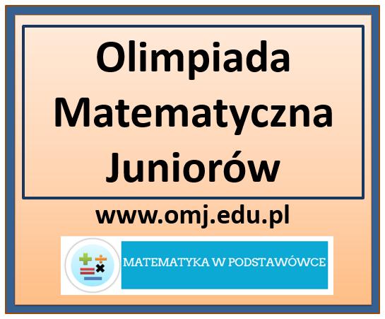 Olimpiada Matematyczna Juniorów