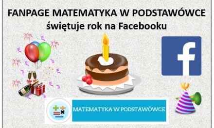 Rok na Facebooku